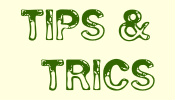 tips and trics for plants